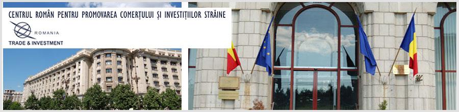 CENTRUL ROMAN PENTRU PROMOVAREA COMERTULUI SI INVESTITIILOR STRAINE - CRPCIS Logo