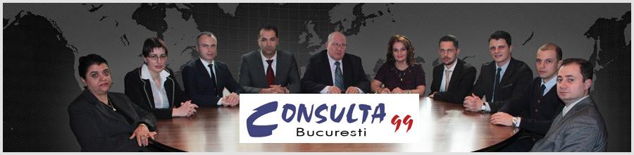 CONSULTA 99 consultanta manageriala Bucuresti Logo