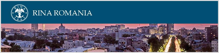 RINA ROMANIA Logo