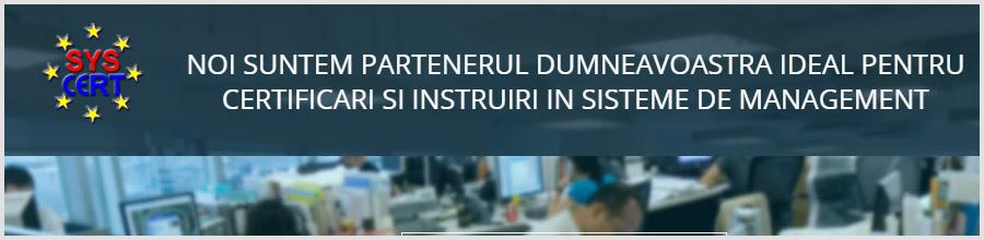 TUV HESSEN - prin partener SYSCERT - Certificari si instruiri in sisteme de management Logo