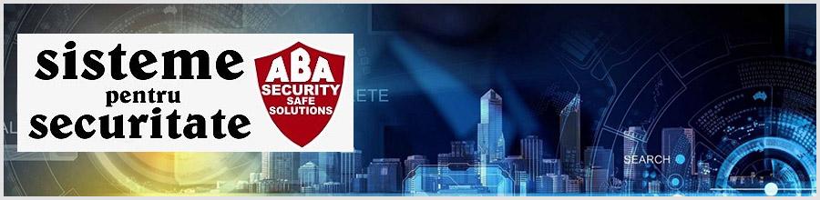 Aba Security - Montaje profesionale si service sisteme de securitate, Bucuresti Logo